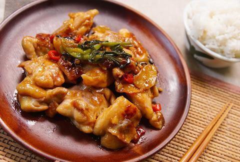 鸡肉和它是天生一对,营养美味超下饭,每周吃一回,吃出好气色