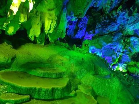 距离三明市区1小时车程,藏着2亿年的古洞,还是我国四大名洞之一