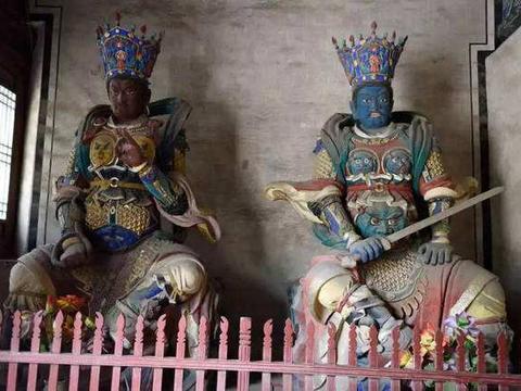 南太行中与少林寺齐名的古刹,保存有罕见唐代彩塑,门票只需20元