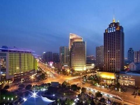"""江苏一工业百强县市,GDP产值1386.29亿,入围""""最具幸福感城市"""""""