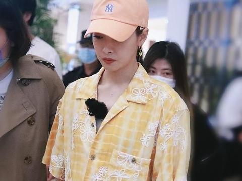 奢侈品鉴定:时髦小花宋茜同款MLB棒球帽真伪