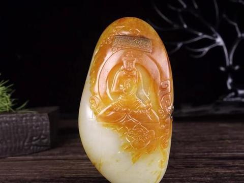 玉雕文化:五万籽料十万工