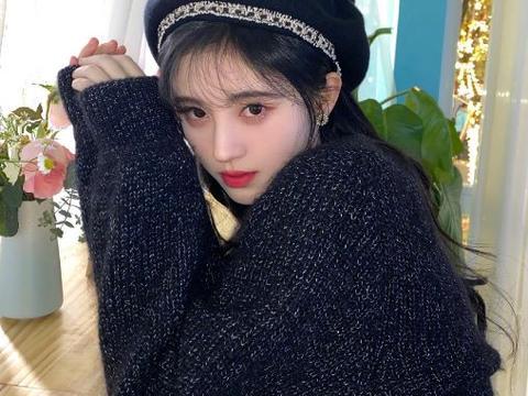 鞠婧祎大背头发型曝光,没有刘海的修饰风格大变,化浓妆秒变御姐