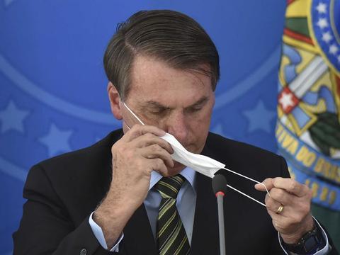 州长:赶紧向中国道歉