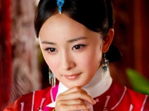 陈妍希像洋娃娃,袁姗姗可媲美李小冉!