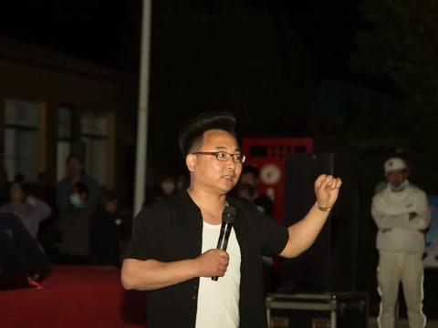 """河北唐山:庆祝建党百年华诞""""永远跟党走""""亢各庄村百姓故事会"""