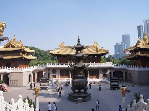 上海的寺庙,从三国到现在有1700多年