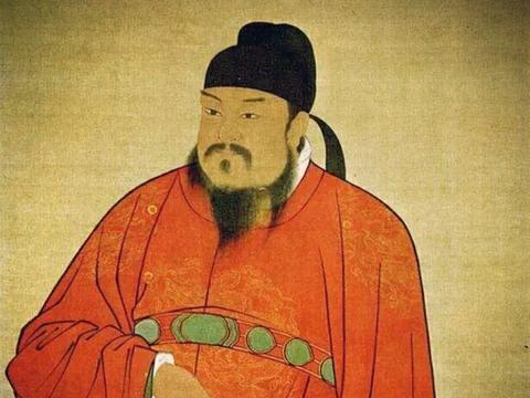唐太宗登基后与突厥的渭水之盟也是以金帛换取和平