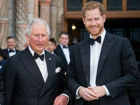 哈里王子彻底翻脸,把王室比作动物园,把王室亲人比作一群演员