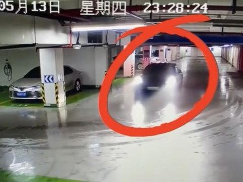 坐标杭州:特斯拉Model 3又遇事故,地库撞墙