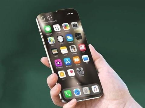 高手在民间,大神替苹果设计出无刘海的iPhone