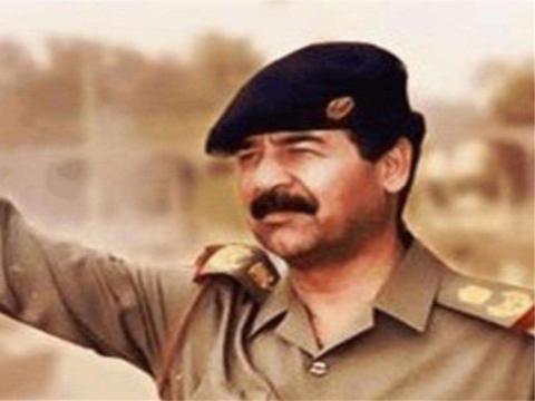 萨达姆孙子与美军拼死搏杀,伊拉克人为之动容