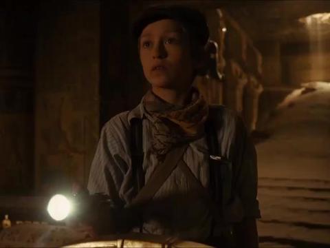 奇妙夜:小男孩发现法老墓葬,怎料却是末日降临,有好戏看了