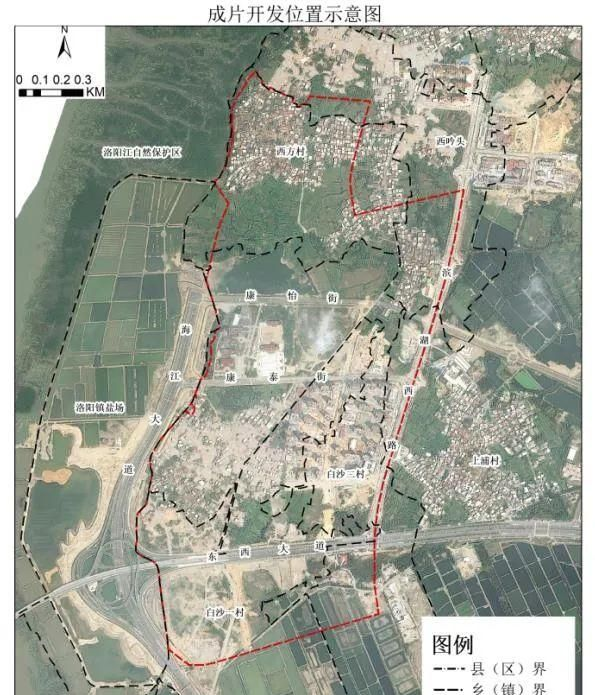 用地13725 亩,泉州台商海江片区融入滨水元素,建设进入新时期!