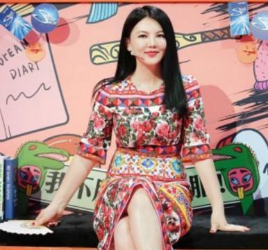 45岁李湘终于减肥成功,彻底摆脱微胖标签,减肥前后对比太明显