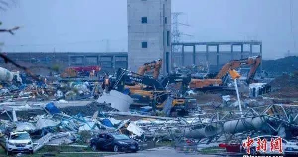 江苏苏州盛泽镇龙卷风已致4人死亡,149人受伤