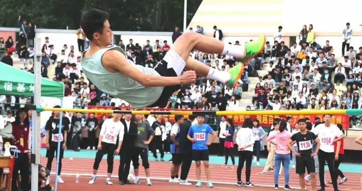 青岛农业大学第43届田径运动会|冲!冲!冲