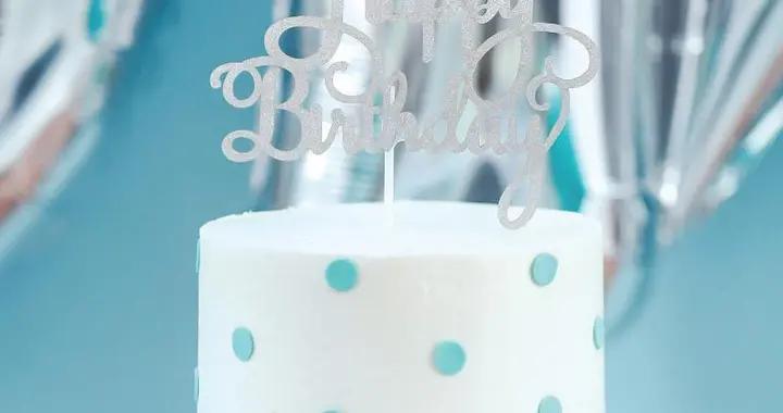 制作生日派对主蛋糕,按这样的配方制作,软绵甜蜜,主宾皆大欢喜