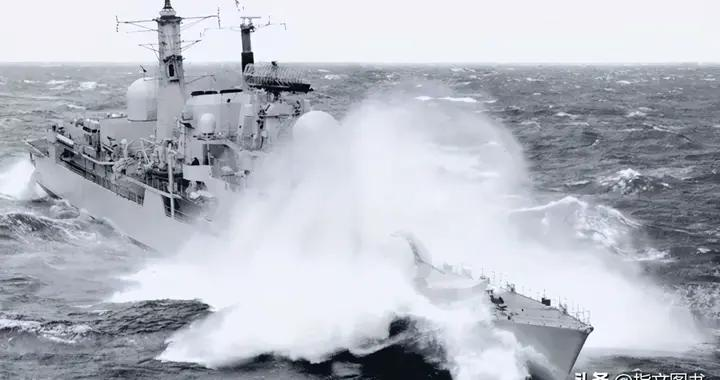 英国皇家海军巡洋舰退出历史舞台,导弹驱逐舰登场了
