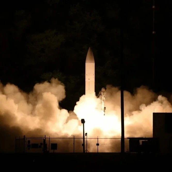 美军披露高超音速武器射程 可从关岛打击攻台解放军