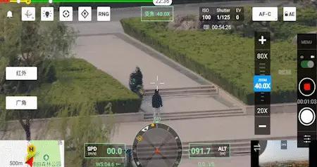 """临沂街头,5辆""""炸街""""摩托车被交警无人机抓拍"""