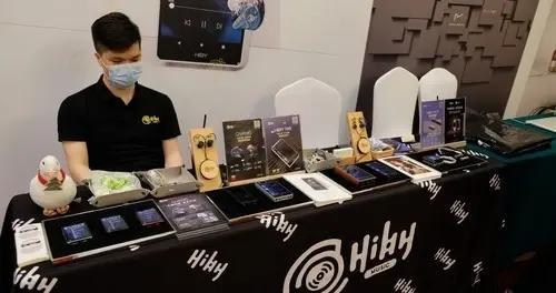 耳机播放器齐上阵 成都国际耳机展海贝展台看点多