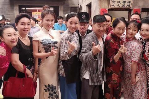 《七十二家房客》大美女韩师奶,旧社会的女性代表,风尘里的伊人