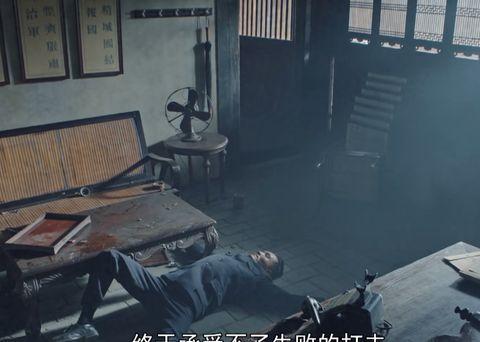 《绝密使命》大结局:曹瑞瑛转身微笑大有深意,赖寿章下线留遗憾