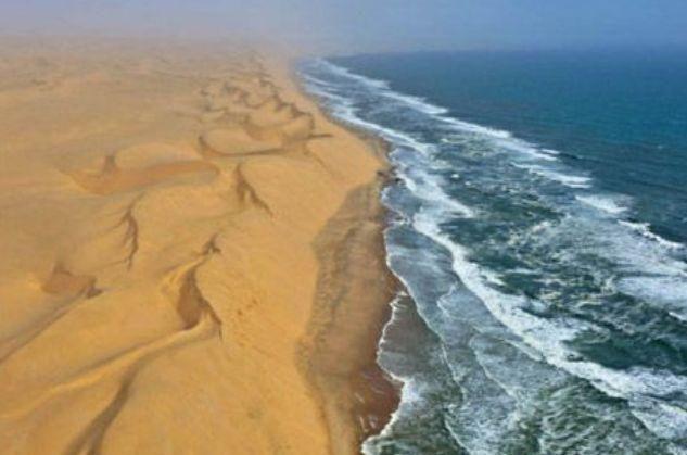 假设将海水引入沙漠,会产生什么后果?看看中东沙漠就知道了