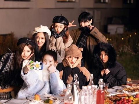 火箭少女、the9女团、硬糖少女,1到4月份热搜数量对比
