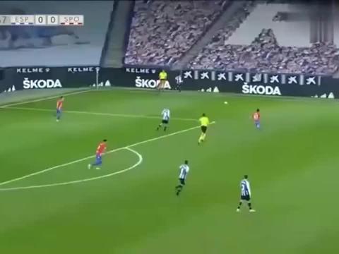 西乙:武磊替补传射破球荒西班牙人2-0希洪竞技三连胜暂登顶