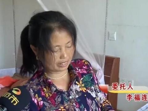 妻子出车祸后,丈夫争取了32万赔偿金,岳母见钱眼开,要抢监护权