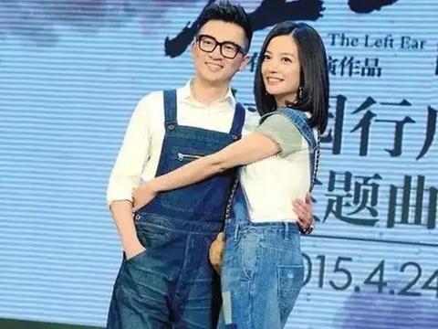 """爷青回,赵薇和苏有朋同穿背带裤,曾经的""""荧屏情侣""""太养眼"""