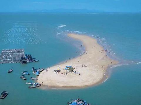 福建有座可爱蝶岛,风光秀美海鲜丰富,也是著名电影的取景地!