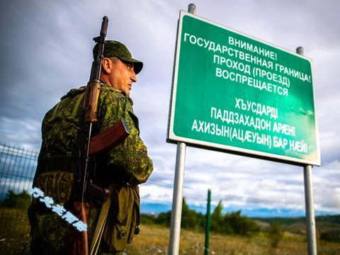 北奥塞梯之旅:10万保证金拿到通行证,禁止携带相机无人机