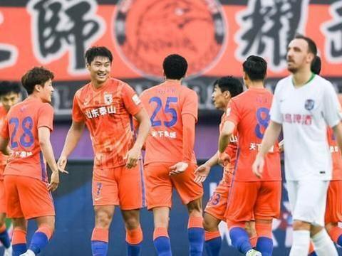 中超联赛山东泰山队对深圳佳兆业队这场比赛的几点观后感