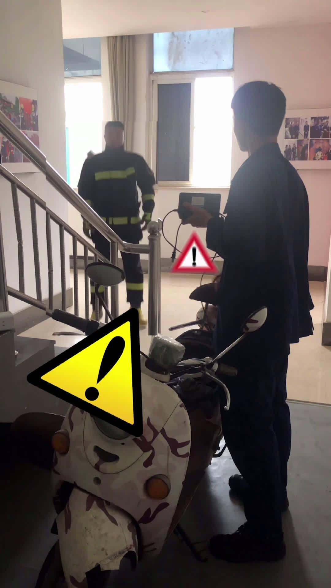 电动车进电梯、上楼入户、飞线充电……
