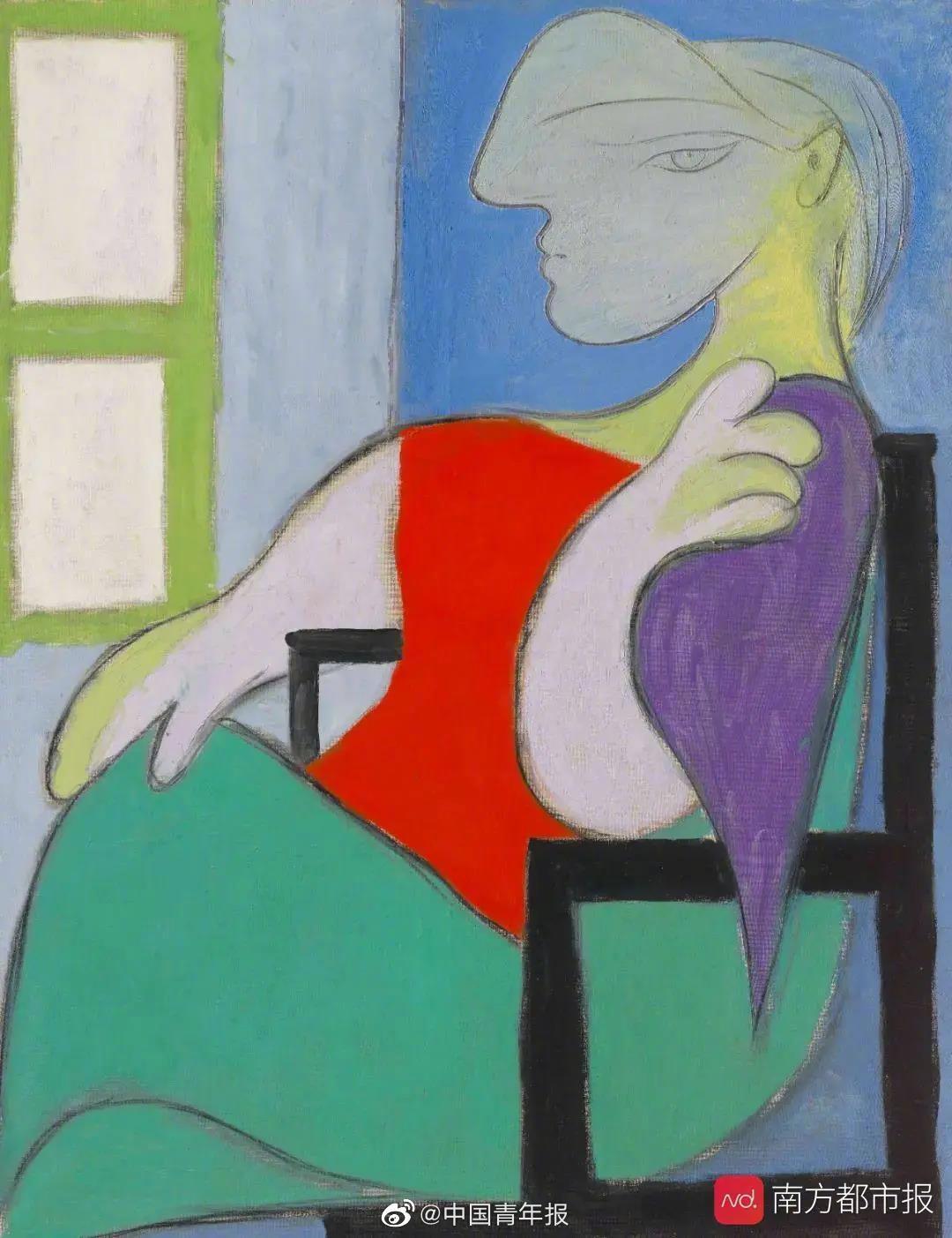 19分钟,毕加索这幅画拍出6.6亿元
