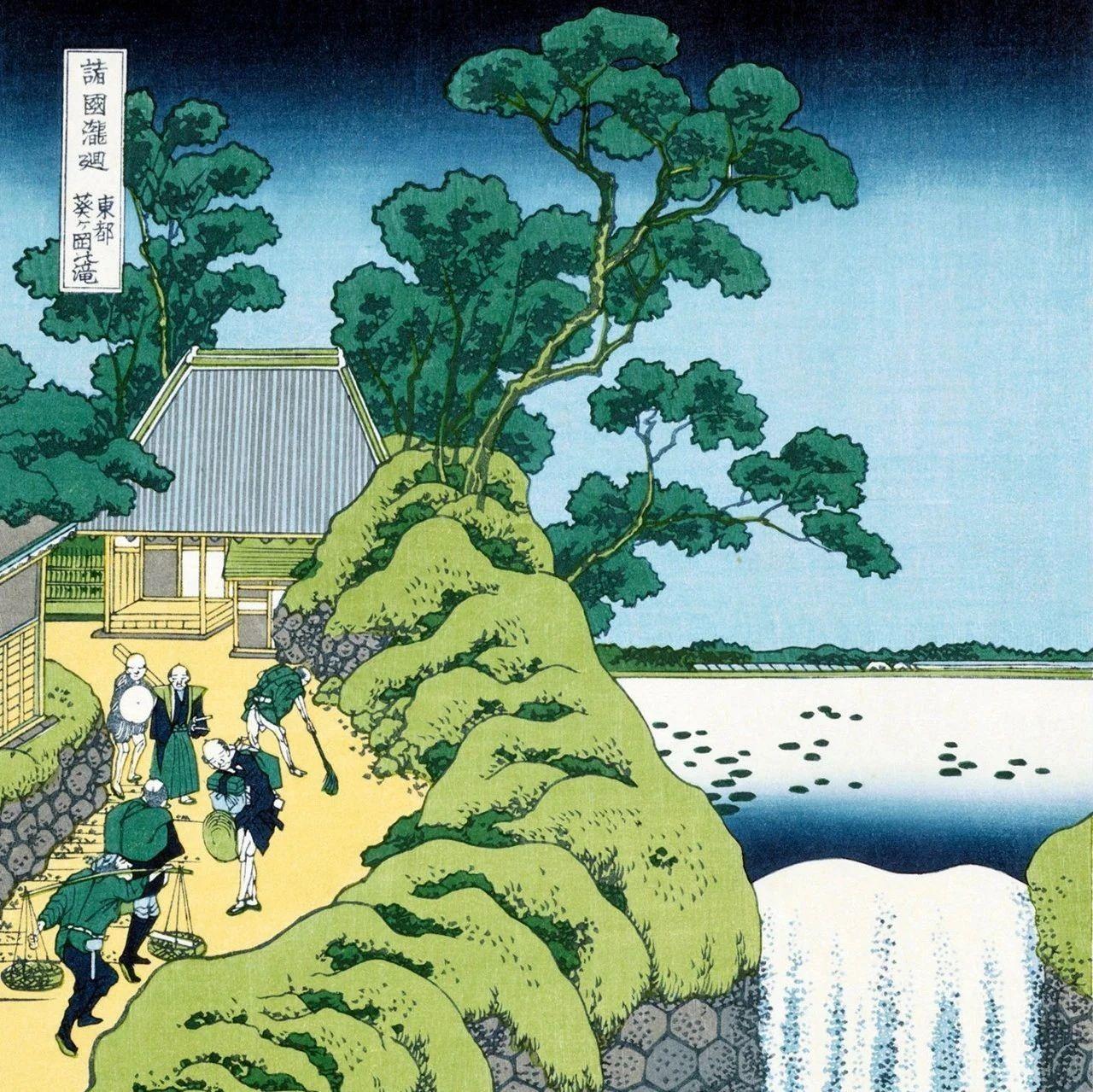 日本浮世绘版画第一场,甄选43件名家佳作,惊喜来袭