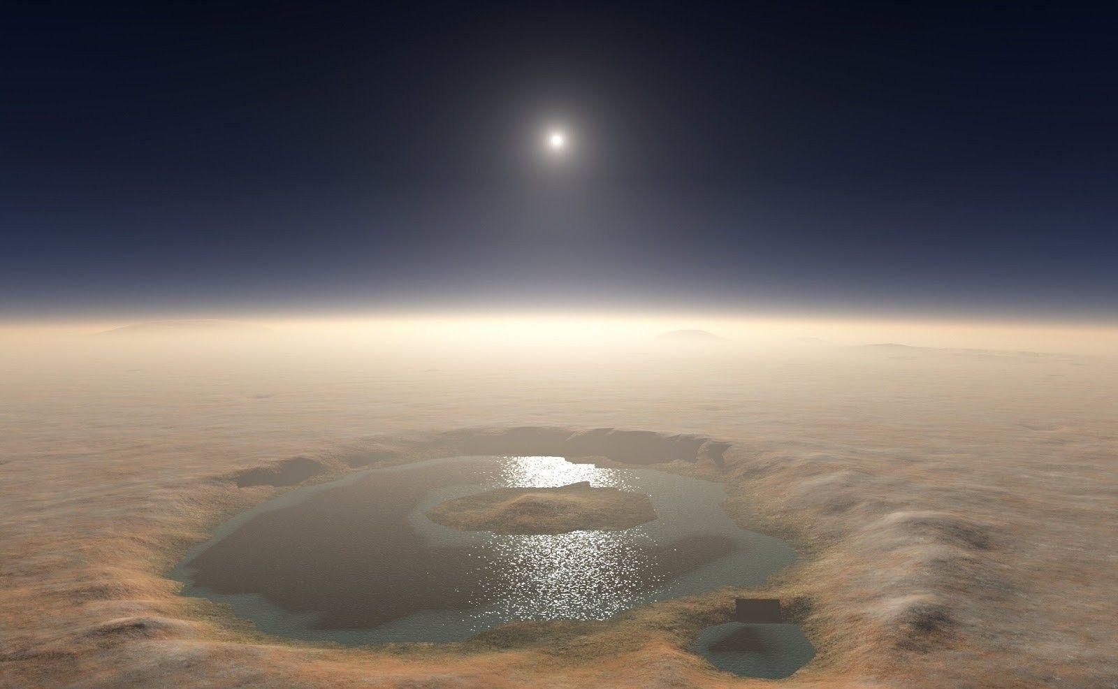 成功登陆火星,会发现什么?火星,可能就是一个死亡的地球