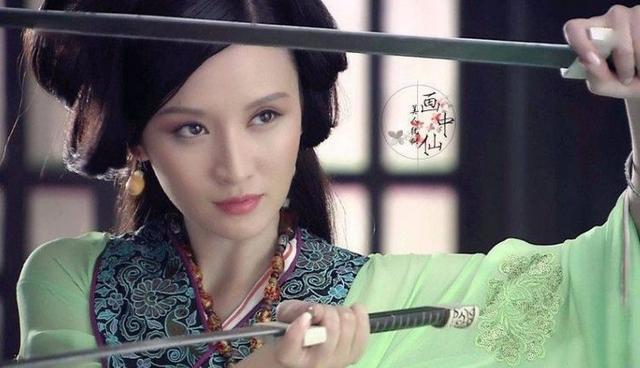张萌的虞姬,景甜的沈珍珠,贾静雯的武媚娘,陈红的太平,谁美