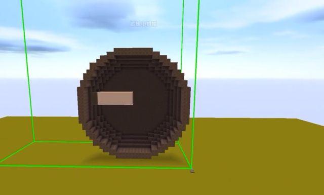 迷你世界:搭建火锅模型后,放在桌子上,玩家:很有高端氛围!