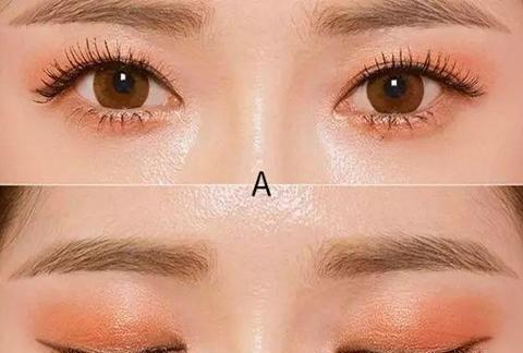 脏橘色眼影画法步骤 脏橘色适合什么肤色