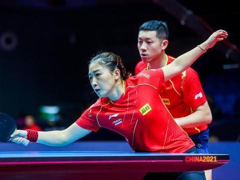 刘国梁上女乒单打双保险,刘诗雯很励志,马龙能否破历史成双满贯