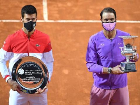 ATP最新排名:纳达尔夺冠仍排世界第3,德约领先优势缩水!