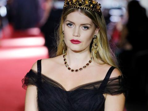 英国最美王室成员戴安娜姪女情归富翁,网友评老少配叹现实使然