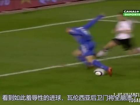 罗纳尔多最具羞辱性一球,堪称虐门将的教科书,真是百看不厌!