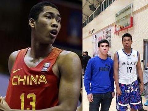 作为中国男篮史上首位混血球员,祝铭震真的有资格入选吗?
