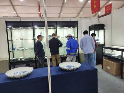 御成陶瓷亮相景德镇国际陶瓷博览会北京潘家园第三届陶瓷文化周