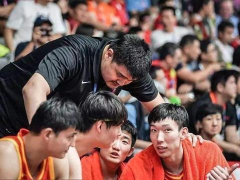 中国男篮VS日本,输赢有什么后果?4大内线自信,姚明或引进归化